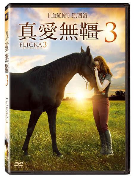 真愛無疆3 DVD  (購潮8)