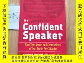 二手書博民逛書店The罕見Confidential SpeakerY15335 Harrison Monarch and La