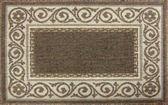 范登伯格 綠洲★大地系圈毛踏墊(內附止滑網)-皇宮(兩色)60x90cm