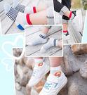 【韓風童品】(5雙/組)夏季透氣網眼短襪 男童網眼短襪 鏤空薄棉襪 透氣短襪 透氣網眼船襪