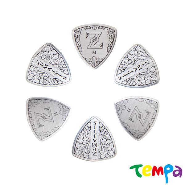【Tempa】ZEMAITIS特殊設計藤蔓大三角Pick