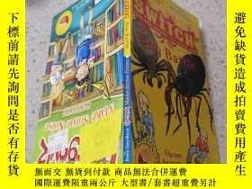 二手書博民逛書店Bug罕見Battle 蟲子大戰Y200392