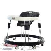 學步車嬰兒童寶寶6/7-18個月防U型側翻多功能滑行車可折疊助步車
