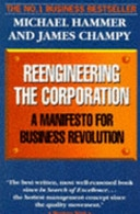二手書博民逛書店 《Reengineering the Corporation: A Manifesto for Business Revolution》 R2Y ISBN:1857880560