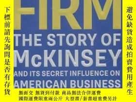 二手書博民逛書店麥肯錫及其對美國商界的神祕影響罕見The Firm :The S
