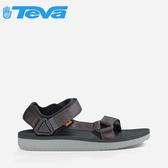 丹大戶外【TEVA】美國 男款Original Universal Premier 輕量經典設計織帶涼鞋 1015192 DKSW 暗影灰