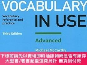 簡體書-十日到貨 R3YEnglishVocabulary in Use: Advanced Book with Answers