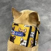 狗狗降溫冰圍脖外出冰圍巾寵物狗狗降溫 解暑冰袋【匯美優品】