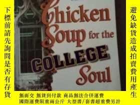 二手書博民逛書店Chicken罕見Soup for the COLLEGE So
