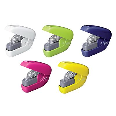 PLUS 普樂士 SL-106NB無針訂書機/釘書機 約可裝訂6張紙