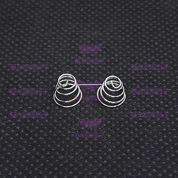 ◤大洋國際電子◢ K型電池雙負極彈簧片(細) 0401K-1