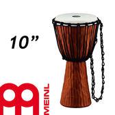 【小叮噹的店】公司貨 德國MEINL HDJ4-M 10 金杯鼓 非洲鼓 桃花芯木