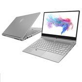 【MSI 微星】PS42 8RA-018TW 14吋輕薄窄邊框筆電(i7-8565U/16G/MX250-2G/512GB SSD/Win10)
