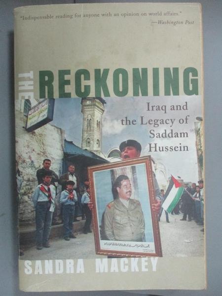 【書寶二手書T2/歷史_JLC】The Reckoning: Iraq and the Legacy of Saddam
