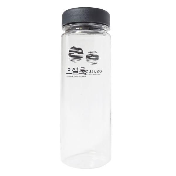 韓國 OSULLOC 冷泡茶水瓶 500ml 透明水瓶 隨身杯 隨行杯 水杯 杯子 水瓶【櫻桃飾品】【25515】
