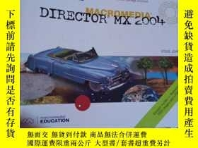 二手書博民逛書店MACROMEDIA罕見DIRECTOR MX 2004Y153