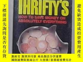 二手書博民逛書店原版罕見Mr Thrifty s How to Save Mon