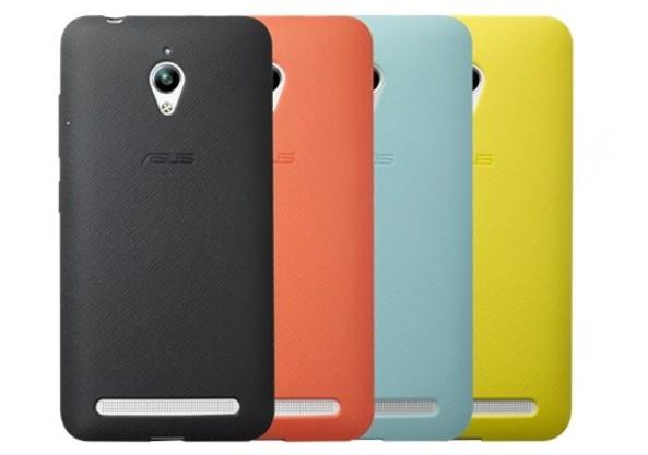 華碩原廠配件 - ZenFone Go Bumper Case (ZC500TG)背蓋 時尚保護套 - 既可保護