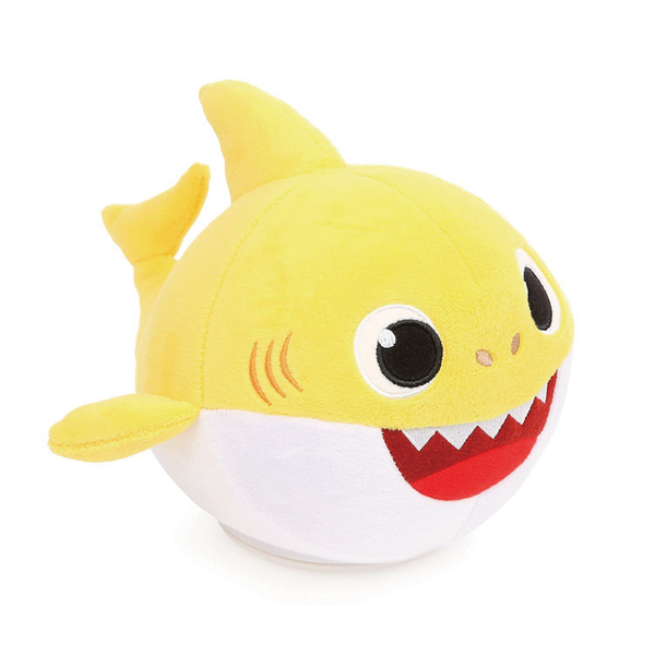 碰碰狐 PINKFONG BABY SHARK可動絨毛娃娃