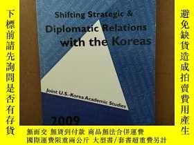 二手書博民逛書店JOINT罕見U.S.-KOREA ACADEMIC STUDIES (VOLUME 19)2009Y2693