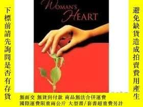 二手書博民逛書店A罕見Secret Letter to a Woman's Heart-一封給女人的密信Y46578
