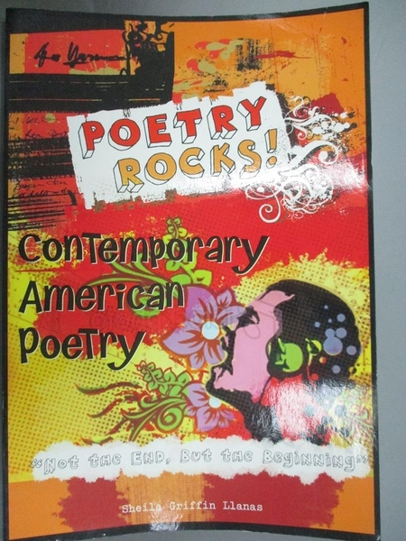 【書寶二手書T3/原文書_YCG】Contemporary American Poetry: Not the End,