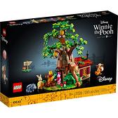 樂高積木 LEGO《 LT21326 》IDEAS 系列 - Winnie the Pooh / JOYBUS玩具百貨