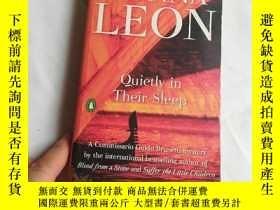 二手書博民逛書店Quietly罕見in their sleepY206777 D