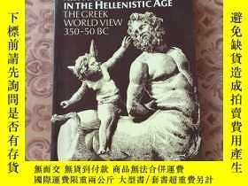 二手書博民逛書店ART罕見AND THOUGHT IN The Hellenis