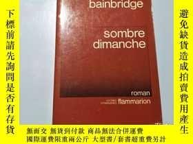 二手書博民逛書店BERYL罕見BAINBRIDGE SOMBRE DIMANCH