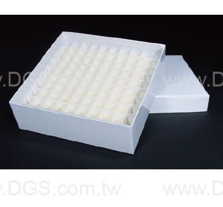 《台製》 冷凍紙盒 Cryostore Poly-Coated Chipboard Box