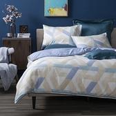 HOLA 安塔天絲磨毛床包兩用被組 雙人