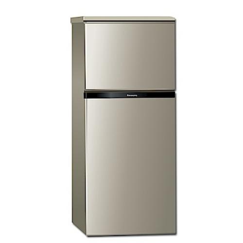 Panasonic國際牌130公升雙門冰箱亮彩金NR-B139T-R