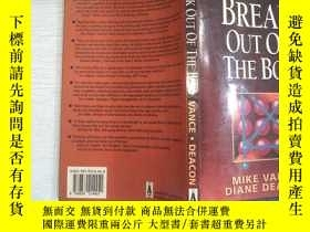 二手書博民逛書店Break罕見Out of the BoxY198833 Mike Vance Career Pr Inc