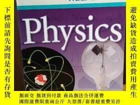 二手書博民逛書店Homework罕見Helpers: Physics (Home