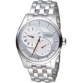 Hamilton漢米爾頓時間玩家Jazzmaster Regulateur系列倒蘆型機械腕錶   H42615151
