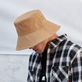 大帽檐漁夫帽男士潮牌嘻哈夏季大頭圍帽子夏款防曬帽太陽帽遮陽帽 育心小館