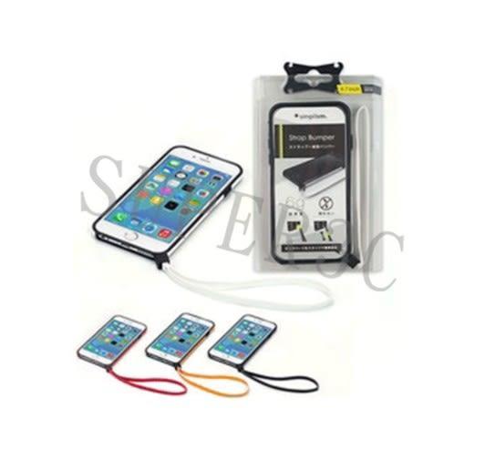 新竹【超人3C】ABIO 日本 全新 Simplism iPhone6 Bumper塑膠保護邊框 TR-LBIP144