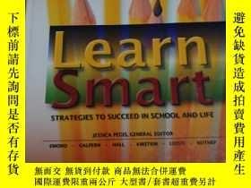 二手書博民逛書店Learn罕見Smart STRATEGIES TO SUCCE