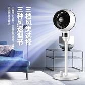 【限時免運】空氣循環扇 靜音循環扇 空氣循環扇 空氣對流低噪 桌面電風扇 落地風扇