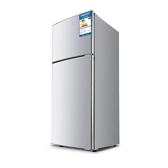 一級節能揚子小冰箱雙門家用宿舍靜音三門冷凍冷藏雙開門小型冰箱  艾維朵  DF