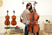 小叮噹的店- 大提琴 JYCE-M700 尺寸4/4 雲杉 虎紋楓木 自然風乾10年