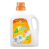 Orange House 橘子工坊 四效高科技酵素洗衣精 4000毫升 ( 2包裝)