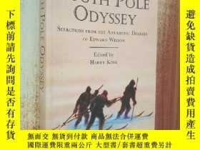 二手書博民逛書店SOUTH罕見POLE ODYSSEYY238458 出版1982