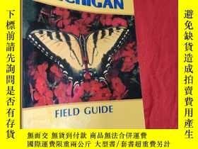 二手書博民逛書店Butterflies罕見of Michigan: Field Guide (32開) 【詳見圖】Y5460