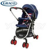 GRACO 超輕量型雙向嬰幼兒手推車 城市漫遊R 挑高版 CitiLite R UP -法國鬆餅