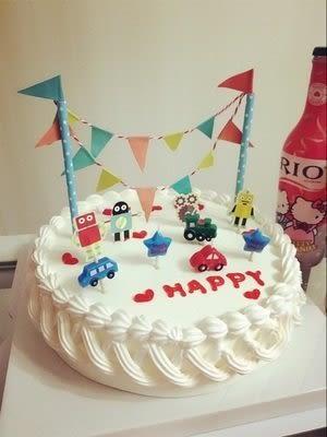 【發現。好貨】侏儸紀公園恐龍甜品桌布置插牌創意生日蛋糕小插旗插卡小拉旗蛋糕佈置派對用品