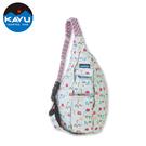 【西雅圖 KAVU】Rope Bag 休閒肩背包 衝浪營地 #923