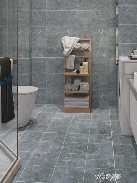 大理石墻紙瓷磚貼自粘地板貼紙地面廁所防水廚房衛生間地貼紙YYS 【快速出貨】