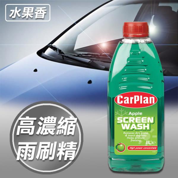 CarPlan卡派爾 高濃縮雨刷精【FSW161】